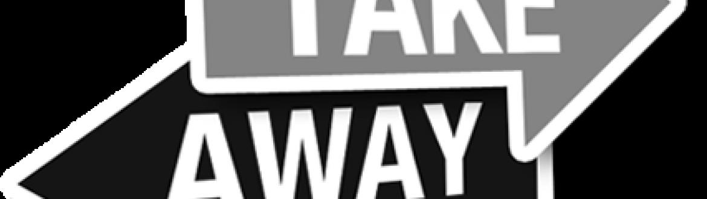 take away logo